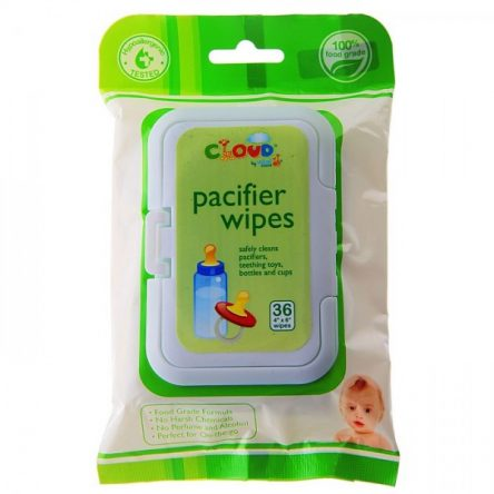 Cloud Pacifier Wipes